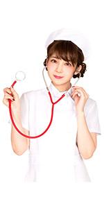 聴診器 赤
