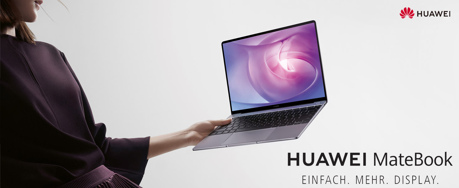 HUAWEI MateBook 33,02 cm Notebook grau: Amazon.de
