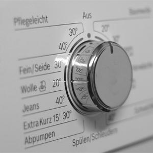 De onderdeken kan met een fijnwasprogramma op 30 °C in de wasmachine worden gewassen. Dit maakt het