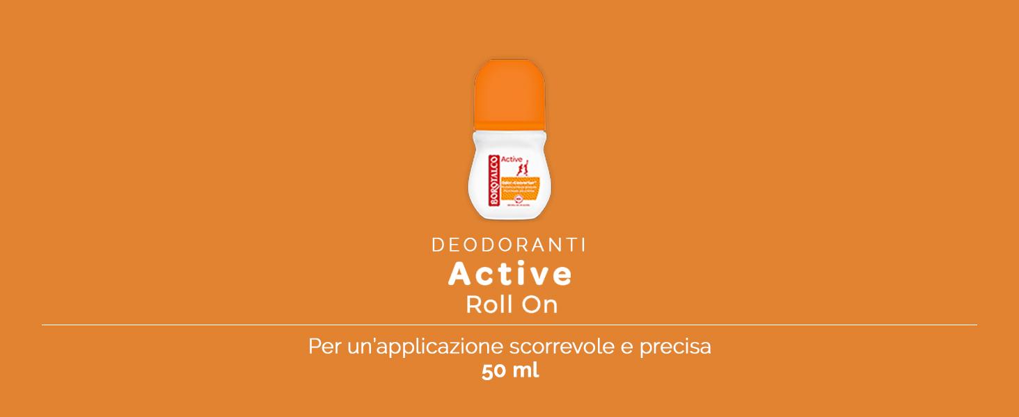 active spray