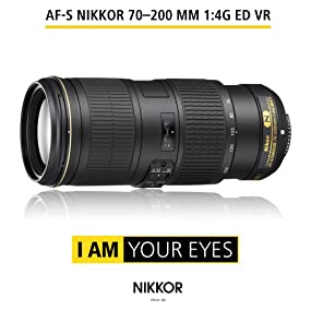 AF-S NIKKOR 70-200 mm 1:4G ED VR