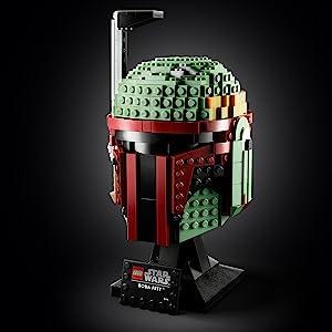 27 x lego placas 1 x4 arena verde 3710 piezas de repuesto para 75277 Boba Fett cascos
