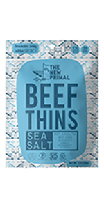 beef thins, sea salt, whole30 approved