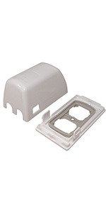 baby safety outlet plug covers