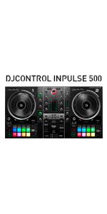 DJControl Inpulse 500, Hercules dj