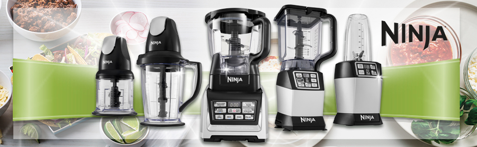 Ninja BL450, Blender, Nutri Ninja, Ninja Blender, Juice, Personal Blender, smoothie