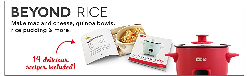 Mini, Rice, Dash, Cooker