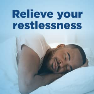 relieve your restlessness