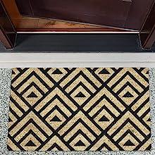 mat door rug outdoor mats rugs floor rubber indoor doormat kitchen welcome dog large front home