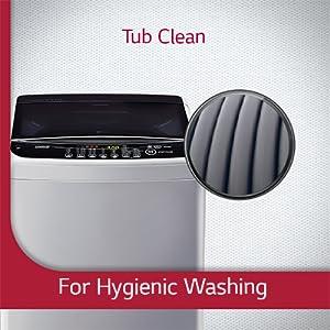 tub clean