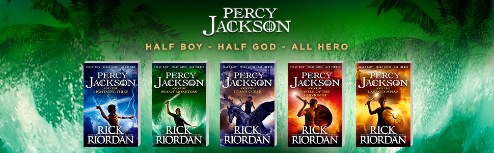 Percy Jackson and the Lightning Thief Book 1 of Percy Jackson ...