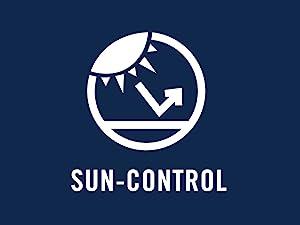 IZOD Golf Swingflex Sun Control