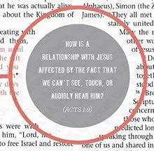 Jesus-Centered Bible Jesus Questions