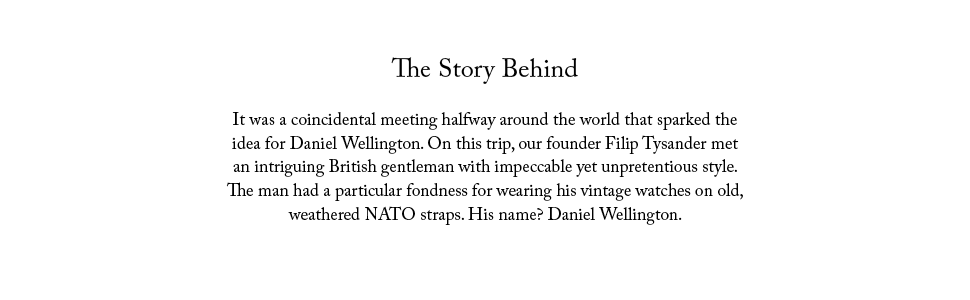 Daniel Wellington, Classic