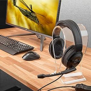 Full Featured PC Gaming Headphones