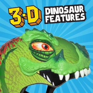 dinosaur helmet, 3d helmet
