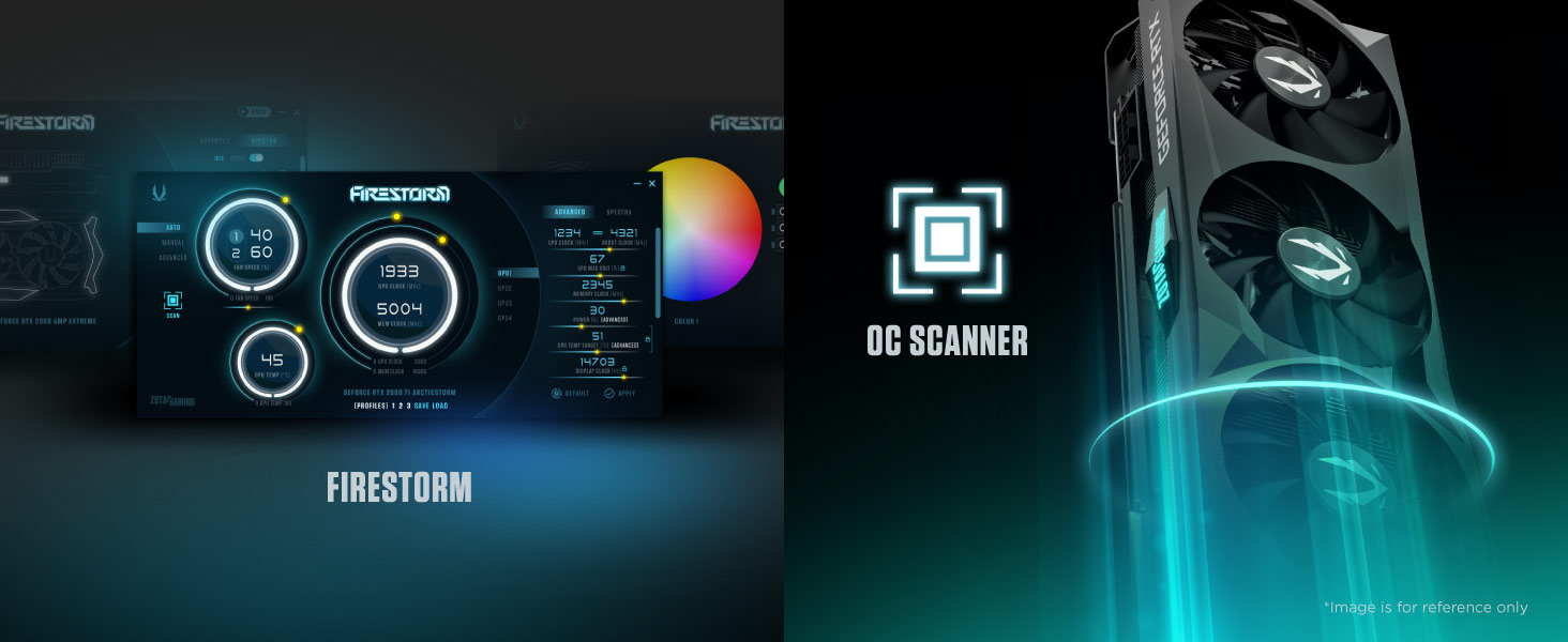 ZOTAC GAMING GeForce RTX 2060 SUPER MINI 8GB GDDR6 256-bit 14Gbps Gaming Graphics Card, IceStorm 2.0