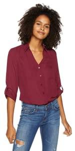 Work shirt, button up shirt