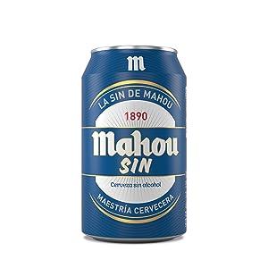 33 cl mahou sin
