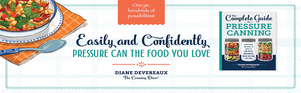 One jar, hundreds of possibilities! Easily & confidently pressure can the food you love.