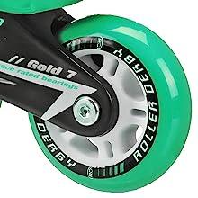 Gel wheels