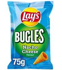 Lay's Bugles Nacho Cheese 75 gr.