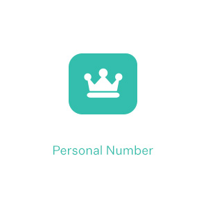 Personal number