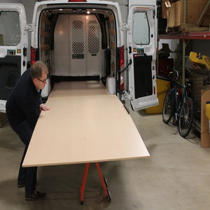 Bora Portamate Panel Carrier Full 4x8 Sheet Carrier