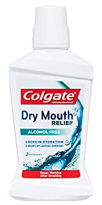 Colgate Dry Mouth Relief Mouthwash