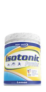 Best Body Nutrition Isotonic Powder Lemon