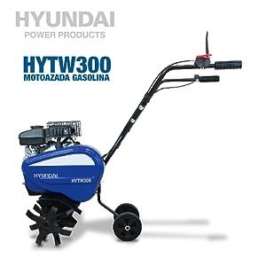 Hyundai 1 HY-HYTW300, Motoazada Gasolina: Amazon.es ...