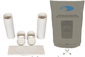 whynter 14 000 btu dual hose portable air conditioner manual