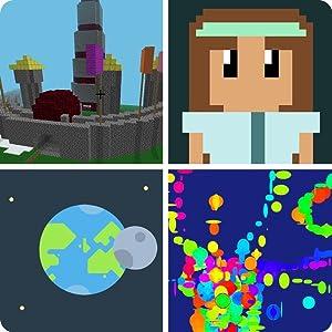 Make art, games, and music
