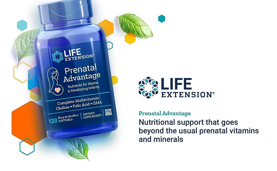Life Extension Prenatal