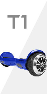Amazon.com: Swagtron Swagboard T5 Entry Level Hoverboard for ...