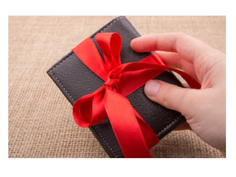 gift idea dads gift mens wallet