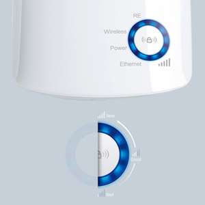 TP-link Range Extender TL-WA850RE Wi-Fi Wifi Wireless Booster repeater 300Mbps Speed Broadband