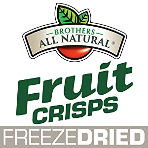 Freeze Dried Fruit Crisps Brothers all Natural