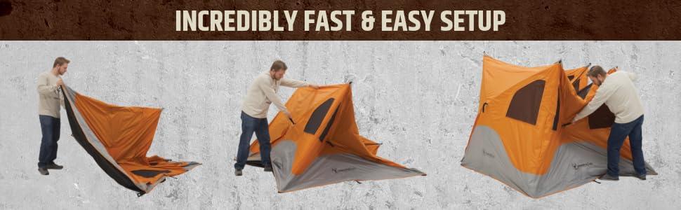 instant tent, quick tent
