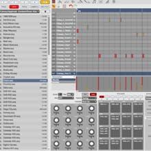 Clavier Maître MIDI/USB 25 Touches Sensibles à la Vélocité avec 8 Pads