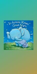 kissed good night