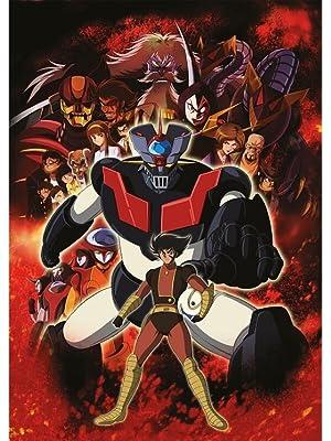 Mazinga Z;Goldrake;Shin Mazinger;Go Nagai;Goldrake;Jeeg Robot;Grendizer;Mazinger;Z Mazinger;Go Nagai