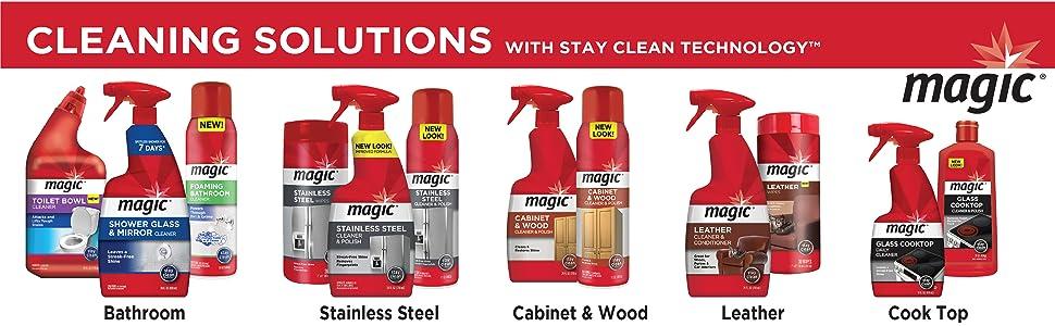 Amazon Com Magic Mold And Mildew Stain Remover Spray 30