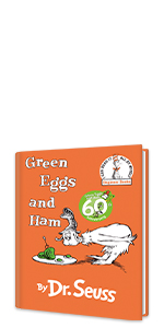 GREEN EGGS AND HAM by Dr. Seuss books for toddlers classics