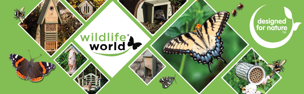 Europe's premier designer and manufacturer of wildlife habitats and feeders