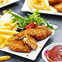 air fryer, fryer, philips, kitchen, cook, fry, bake, grill, fried food, less fat, healthier