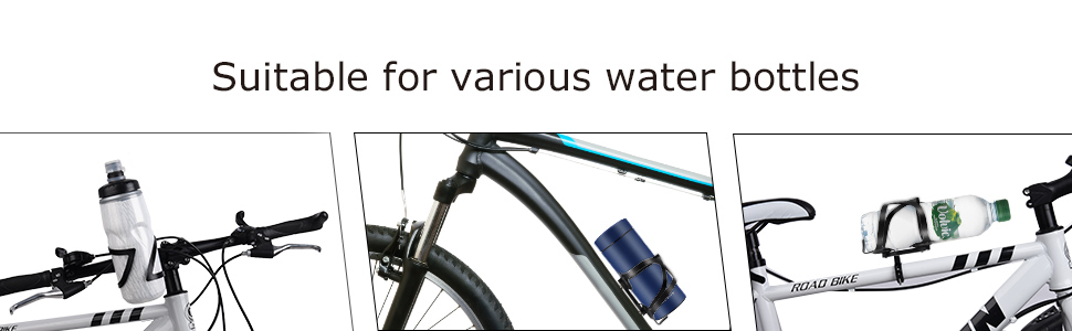 10 Bolts//Screws,Water Bottle Cage,Rack Bike,Touring Road,Hybrid FREE SHIPPING