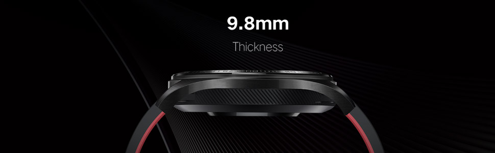 9.8mm Thickness