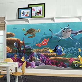 Finding Nemo Prepasted Wallpaper Mural