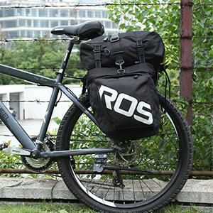 bike trunk bag